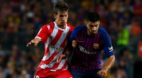 לואיס סוארס מול פרה פונס (La Liga)