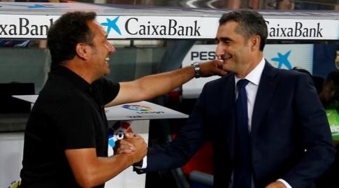 ארנסטו ואלוורדה ואוסביו סקריסטאן (La Liga)