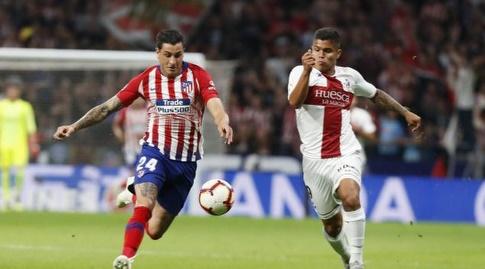 חוסה חימנס מול קוצ'ו הרננדס (La Liga)