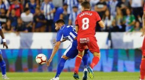 פרנסיסקו פורטייו שומר על רובן דוארטה (La Liga)