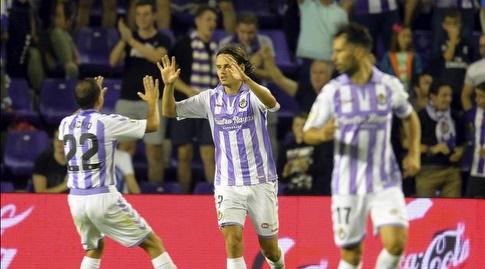 ויאדוליד חוגגת (La Liga)
