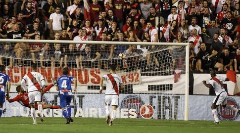 גאל קאקוטה מכניע את דייגו לופס (La Liga)