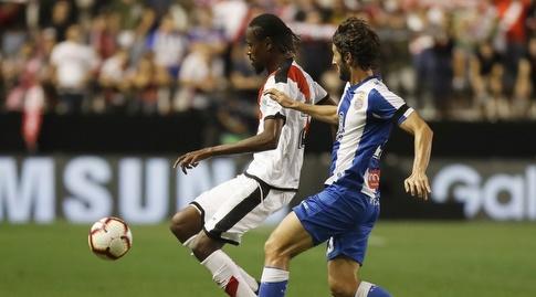 עבדולייה בא עם הכדור (La Liga)