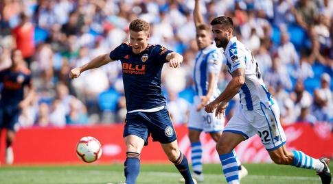 קווין גאמיירו עם הכדור (La Liga)