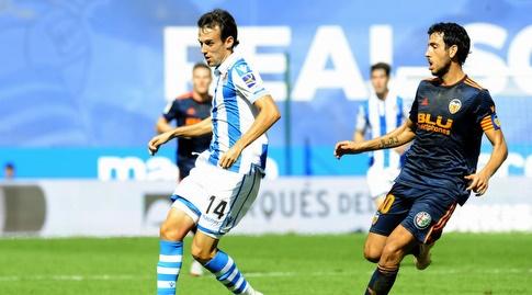 רובן פארדו עם הכדור (La Liga)