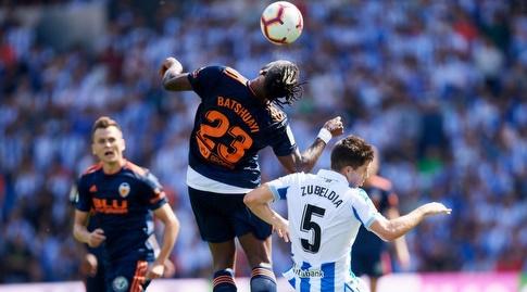 מיצ'י באטשואי נוגח (La Liga)