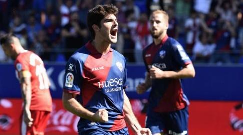 גונסאלו מלרו חוגג (La Liga)