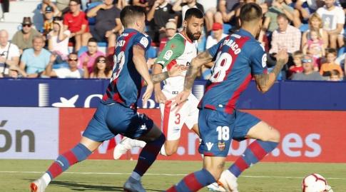 דוארטה עם הכדור (La Liga)
