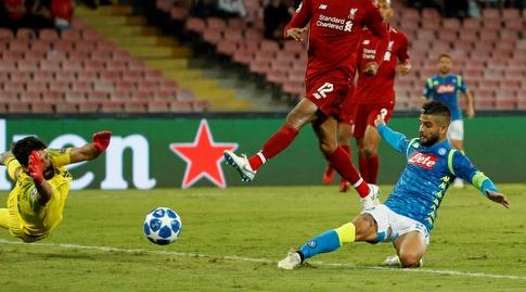 לורנצו אינסינייה מבקיע (רויטרס)