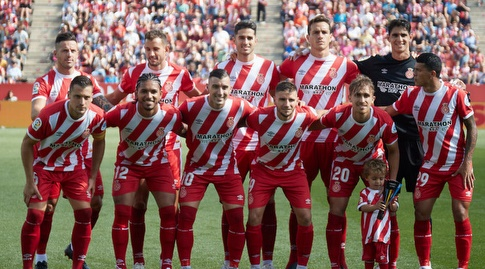 שחקני ג'ירונה (La Liga)
