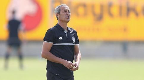 רונן גבאי, מאמן מכבי נתניה (רדאד ג'בארה)