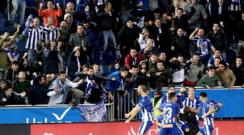 שחקני אלאבס בטירוף מוחלט (La Liga)