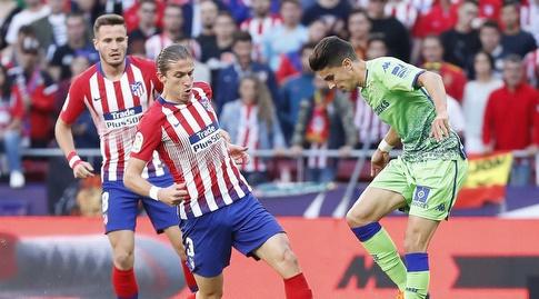 מארק ברטרה מול פליפה לואיס (La Liga)