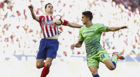 מארק ברטרה מול ניקולה קאליניץ' (La Liga)