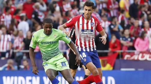 רודרי הרננדס מול וויליאם קרבאליו (La Liga)