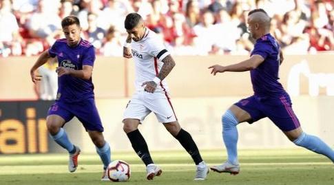 אבר באנגה עם הכדור (La Liga)
