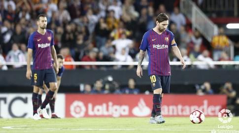 מסי בהלם (La Liga)