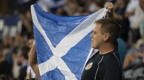 אוהדי נבחרת סקוטלנד (נעם מורנו)