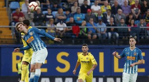 אנטואן גריזמן נוגח (La Liga)