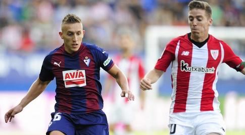 איקר מוניאין מול פאבלו דה בלאסיס (La Liga)