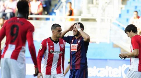 סרג'י אנריך מתוסכל (La Liga)