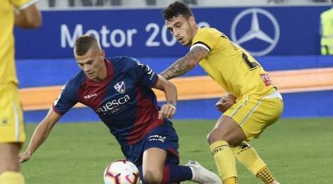 מריו הרמוסו מול אלחנדרו גלאר (La Liga)