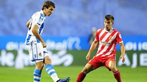 אויארסבאל עם הכדור (La Liga)