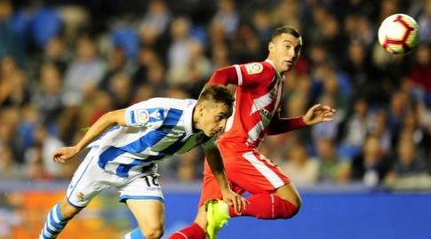 גורוסבאל נוגח (La Liga)