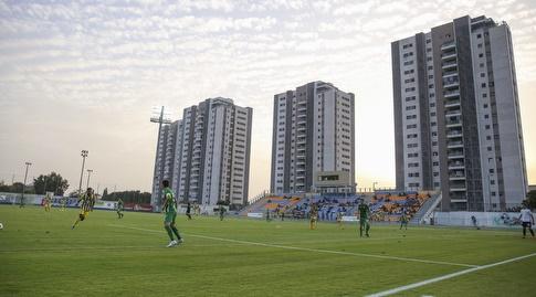 מבט על האצטדיון ברמלה (איציק בלניצקי)