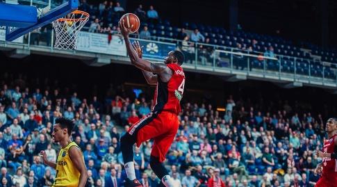 כריס ג'ונסון (FIBA)