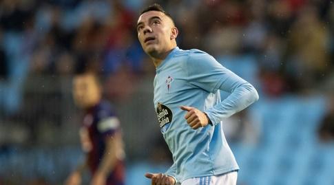 יאגו אספאס חוגג. ימשיך לקרוע רשתות? (La Liga)