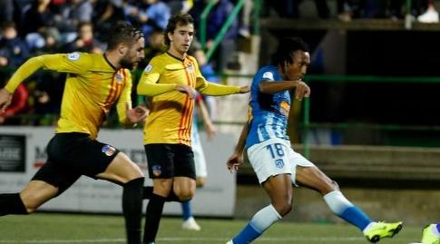 גלסון מרטינס כובש (La Liga)