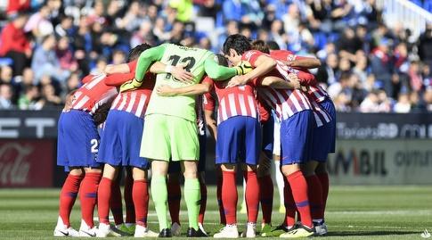 שחקני אתלטיקו מדריד (La Liga)