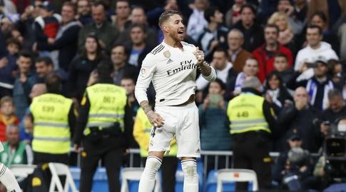 """סרחיו ראמוס. """"מקצוען מיוחד"""" (La Liga)"""
