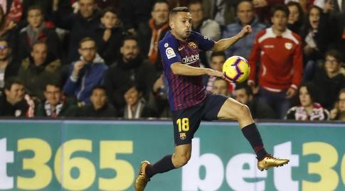 ג'ורדי אלבה (La Liga)