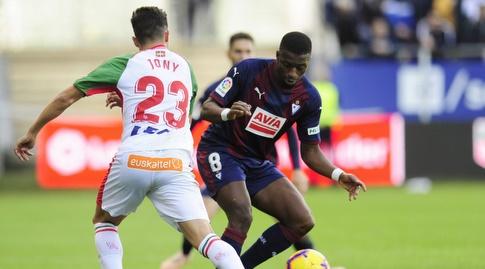 פאפאקולי דיופ מול ג'וני (La Liga)