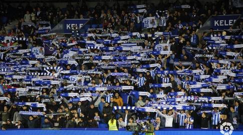 אוהדי סוסיאדד (La Liga)
