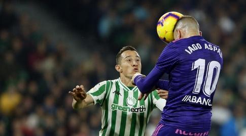 יאגו אספאס נוגח (La Liga)