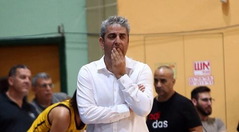 אלי רבי (צילום: אודי ציטיאט, באדיבות מנהלת ליגת העל לנשים בכדורסל)