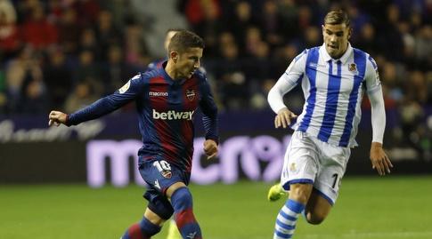 אניס בארדי עם הכדור (La Liga)