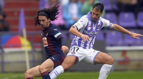 חאבי מויאנו נאבק עם מארק קוקורלה (La Liga)