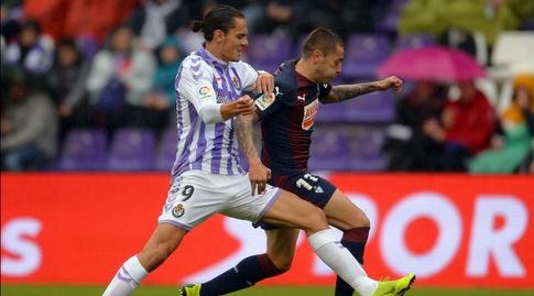 אנס אונאל נאבק עם רובן פניה (La Liga)