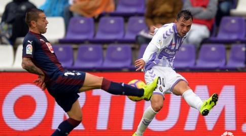 רובן פניה חוסם את אוסקר פלאנו (La Liga)