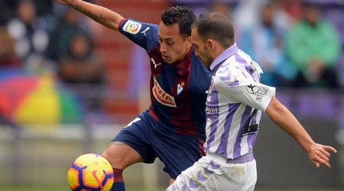פביאן אוריאנה מול נאצ'ו מרטינס (La Liga)