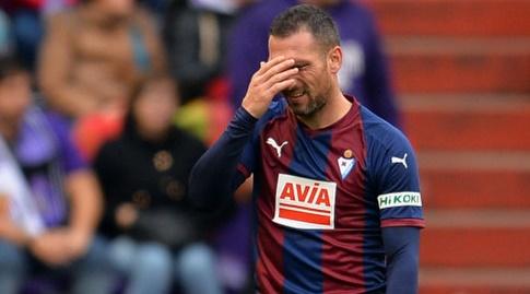 אנאיץ ארבייה מאוכזב אחרי ההרחקה (La Liga)