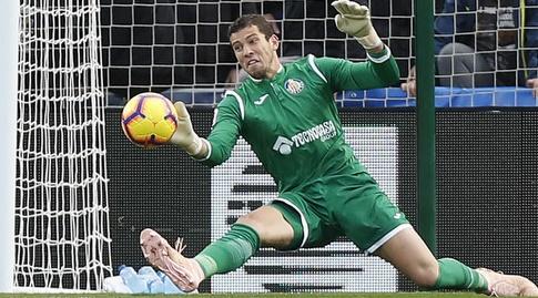 דויד סוריה. היה טוב אך לא הצליח למנוע הפסד (La Liga)