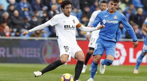 דני פארחו מוסר (La Liga)