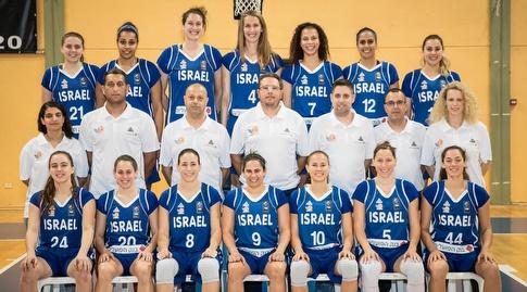 נבחרת הנשים בכדורסל (עודד קרני, איגוד הכדורסל)