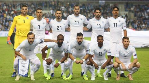 נבחרת ישראל (רדאד ג'בארה)