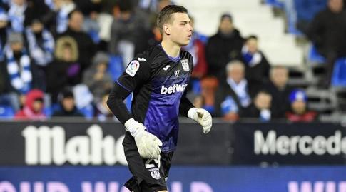 אנדריי לונין (La Liga)